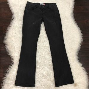 Cabi Faded Black Slim Boot Jeans